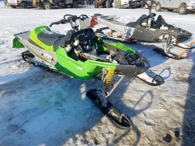 Salvage cars for sale from Copart Nisku, AB: 2003 Arctic Cat F7