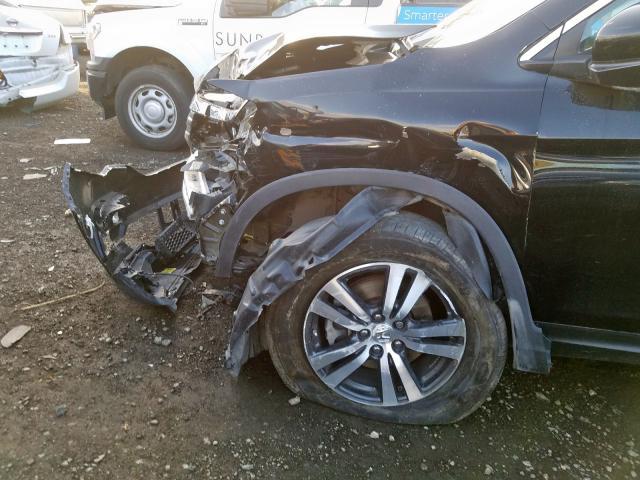 2017 Honda PILOT | Vin: 5FNYF5H57HB046128