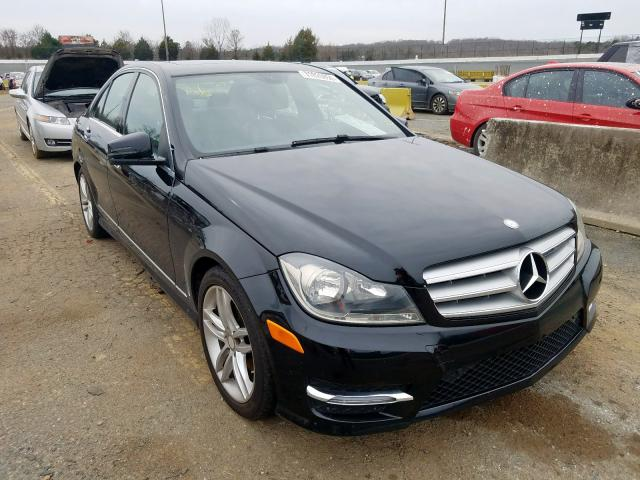2013 Mercedes-benz C 250 1.8. Lot 31829850 Vin WDDGF4HB9DR296864