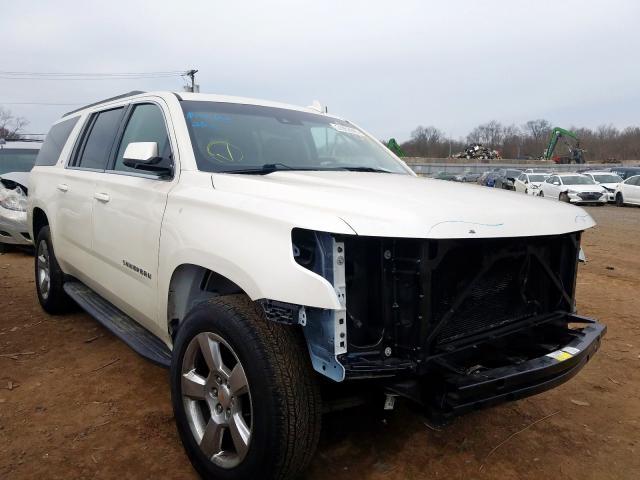 2015 Chevrolet SUBURBAN   Vin: 1GNSKJKC6FR502961
