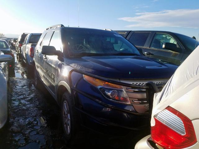 Ford Explorer salvage cars for sale: 2011 Ford Explorer