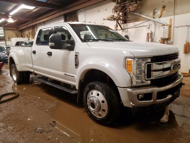 2017 Ford F450 | Vin: 1FT8W4DT5HED61722