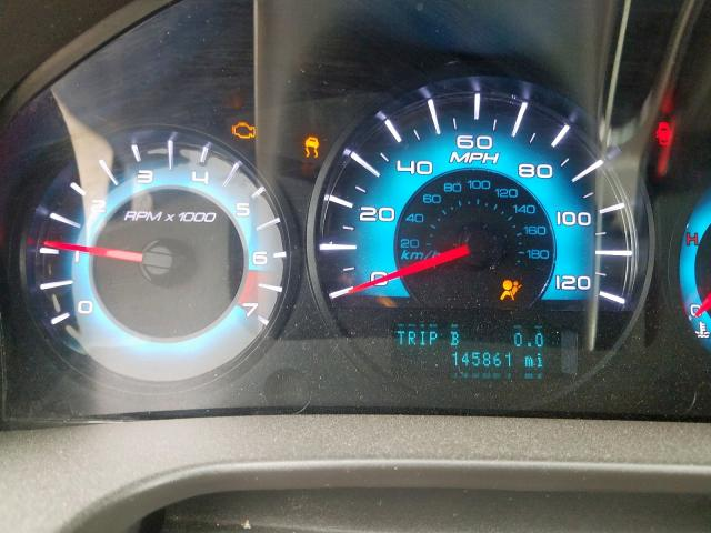2010 FORD FUSION SE - Engine View