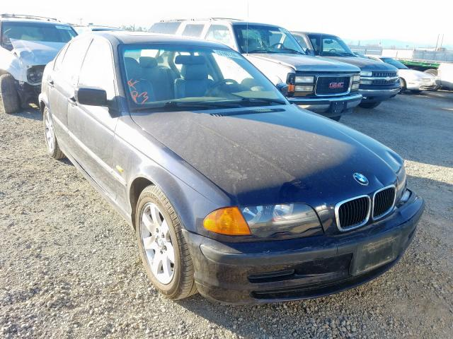 Salvage cars for sale from Copart Anderson, CA: 1999 BMW 323 I Automatic