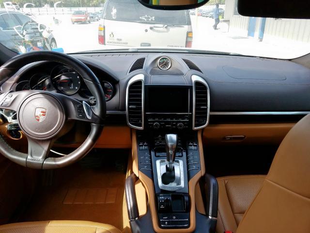 2014 Porsche CAYENNE | Vin: WP1AA2A25ELA06023