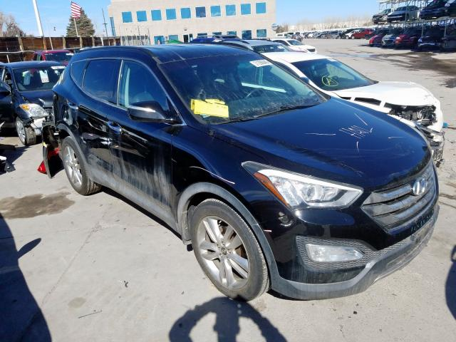 Hyundai Santa FE S salvage cars for sale: 2013 Hyundai Santa FE S