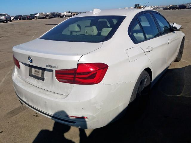 2016 BMW 3 series | Vin: WBA8E9C53GK643793