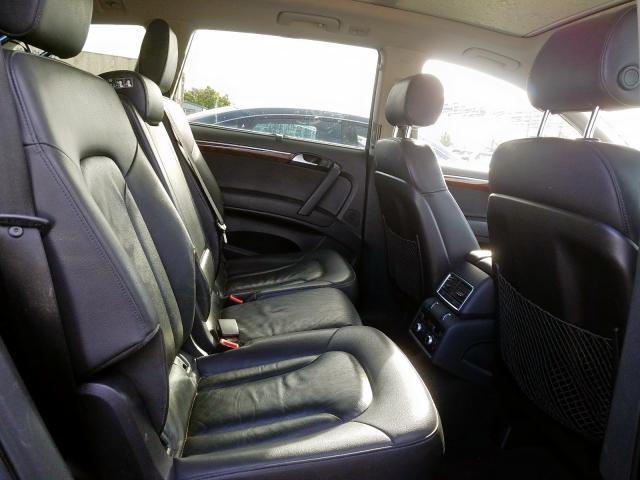 2015 Audi Q7 | Vin: WA1LMAFE8FD010460