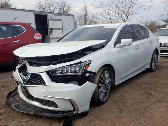 2018 Acura RLX | Vin: JH4KC1F57JC001637