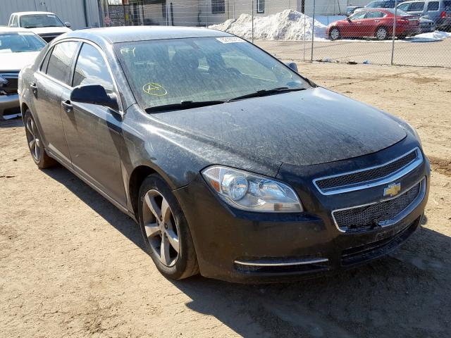 2011 Chevrolet Malibu 1Lt 2.4L