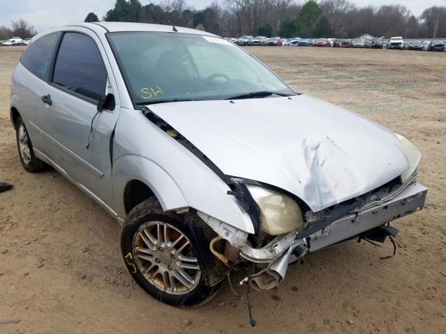 Ford Focus ZX3 salvage cars for sale: 2006 Ford Focus ZX3