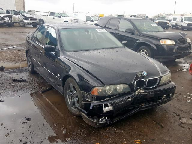 BMW 530 I Automatic salvage cars for sale: 2003 BMW 530 I Automatic