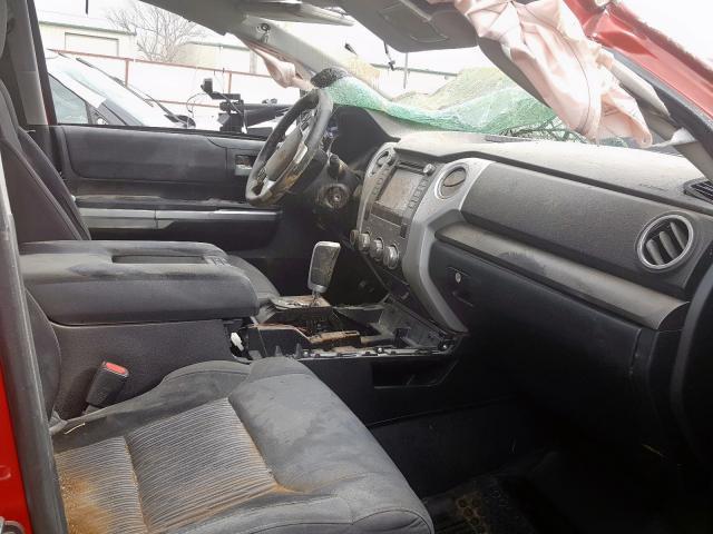 2017 Toyota TUNDRA | Vin: 5TFDW5F11HX590435