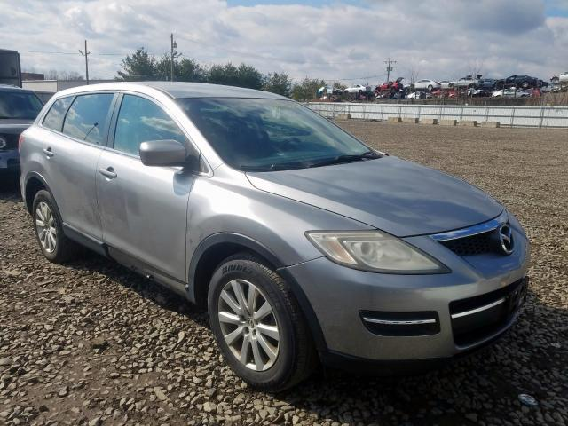 Mazda salvage cars for sale: 2009 Mazda CX-9