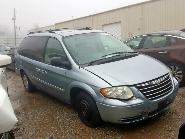 Chrysler salvage cars for sale: 2005 Chrysler Town & Country