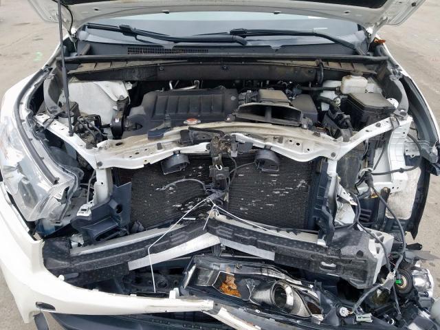 2016 Toyota HIGHLANDER | Vin: 5TDJKRFH2GS350365
