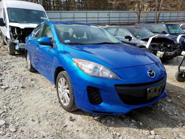 2012 Mazda 3 I 2.0L