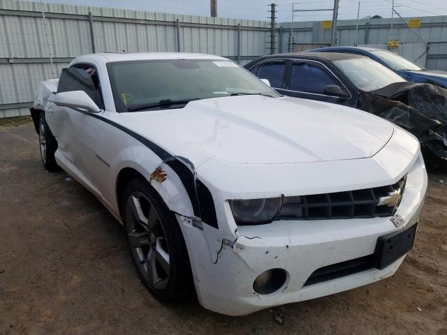 Chevrolet salvage cars for sale: 2010 Chevrolet Camaro LT