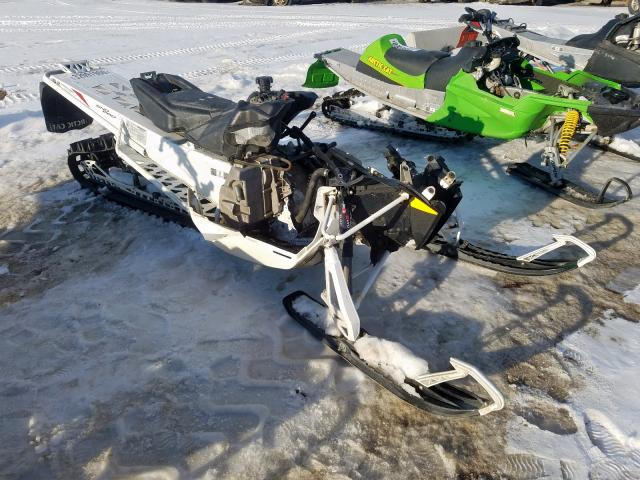 Salvage cars for sale from Copart Nisku, AB: 2013 Arctic Cat Procross