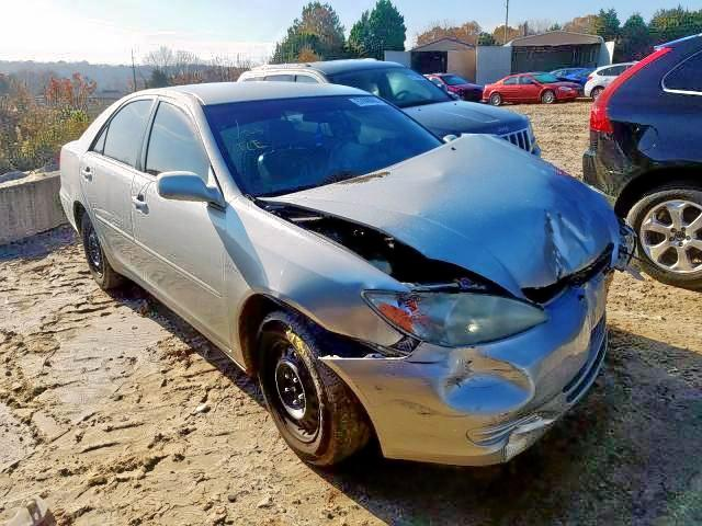 Salvage 2004 TOYOTA CAMRY - Small image. Lot 32425020