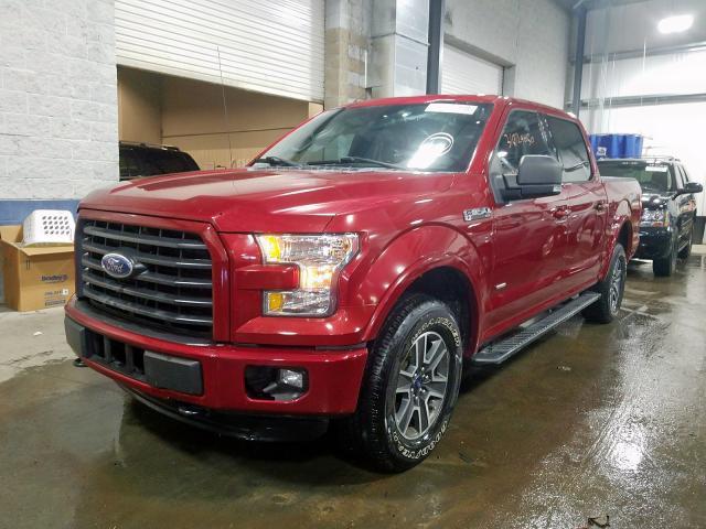 2016 Ford F150 | Vin: 1FTEW1EG3GKD70714
