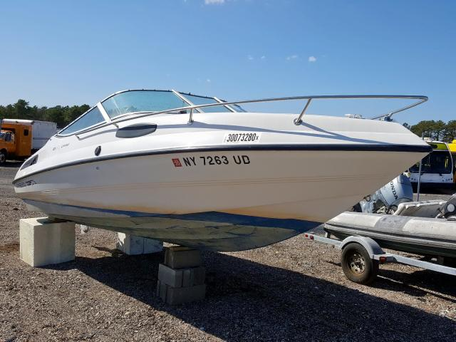 Salvage cars for sale from Copart Brookhaven, NY: 1993 Chapparal Boat