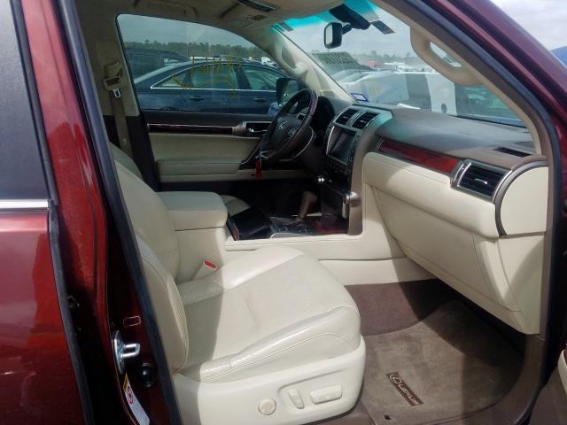 2013 Lexus GX | Vin: JTJJM7FX8D5057235