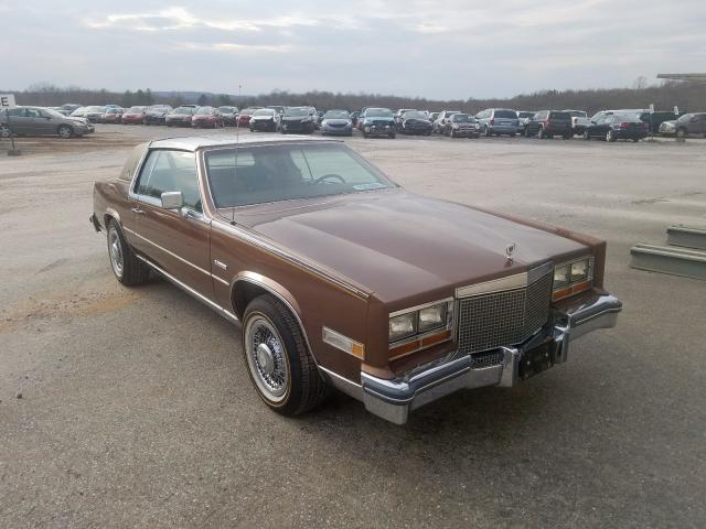 1981 cadillac eldorado for sale pa york haven mon mar 09 2020 used salvage cars copart usa 1981 cadillac eldorado for sale pa
