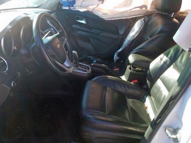2014 Chevrolet CRUZE | Vin: 1G1PE5SBXE7118642