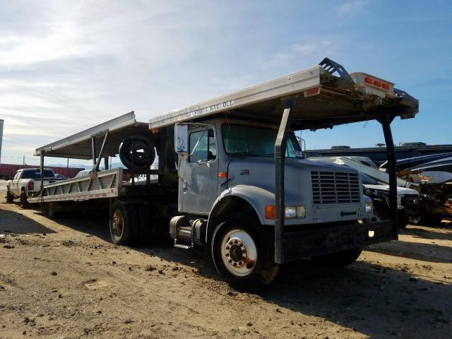 Salvage cars for sale from Copart Sun Valley, CA: 1997 International 4000 4900