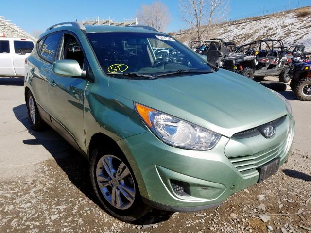 2011 Hyundai Tucson GLS for sale in Littleton, CO