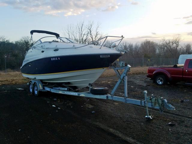 Salvage 2002 Regal BOAT for sale