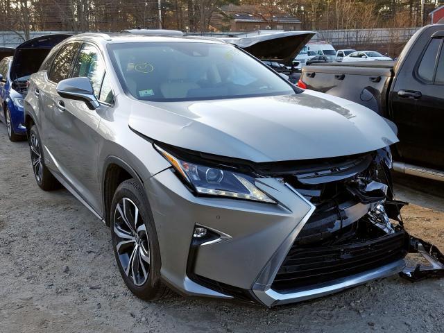 2019 Lexus RX   Vin: 2T2BGMCA2KC042478