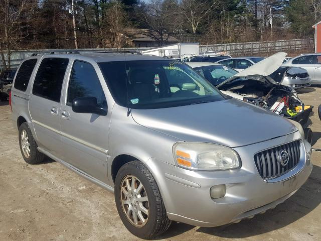 Buick Terraza CX salvage cars for sale: 2006 Buick Terraza CX