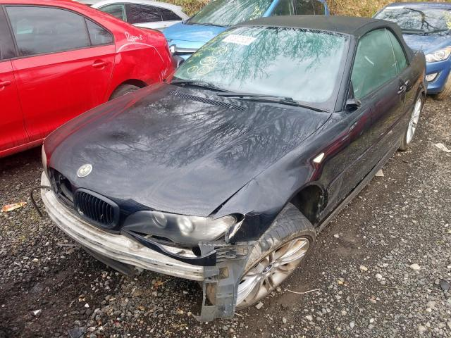 BMW 320CI SPOR - 2004 rok