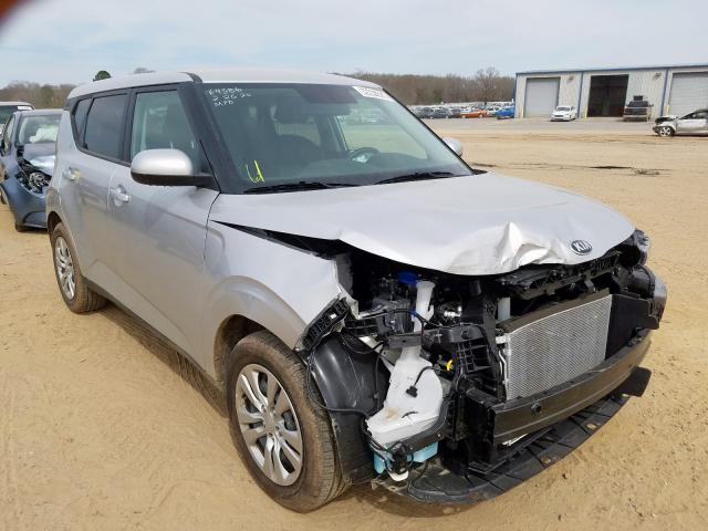 KIA salvage cars for sale: 2020 KIA Soul LX