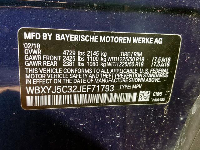 WBXYJ5C32JEF71793