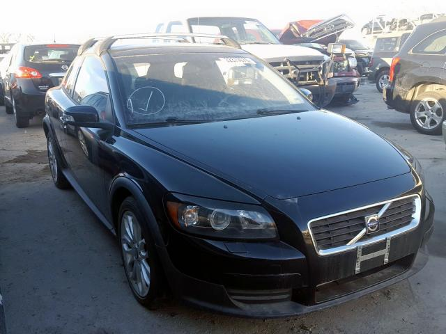Volvo salvage cars for sale: 2009 Volvo C30 T5