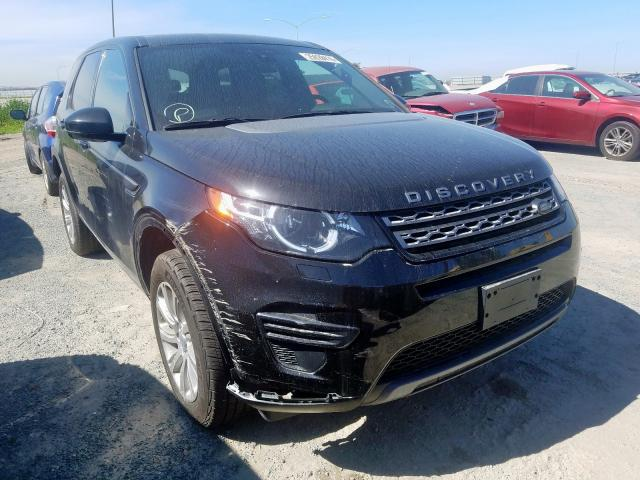 2016 Land Rover Discovery for sale in San Diego, CA