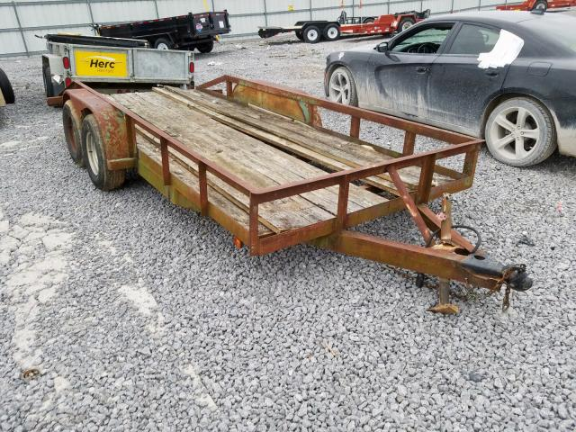 Other Trailer salvage cars for sale: 1994 Other Trailer