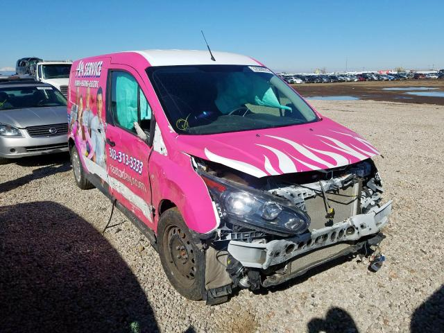 Ford Transit CO salvage cars for sale: 2017 Ford Transit CO