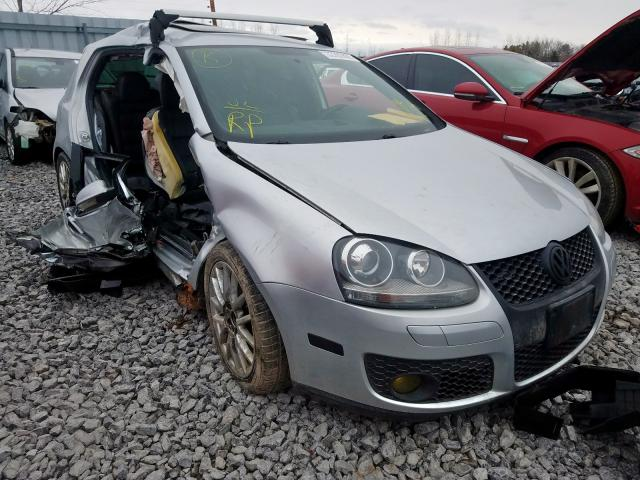 Salvage 2007 VOLKSWAGEN GTI - Small image. Lot 32282800