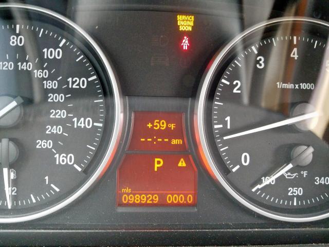 2011 BMW 328 I - Engine View