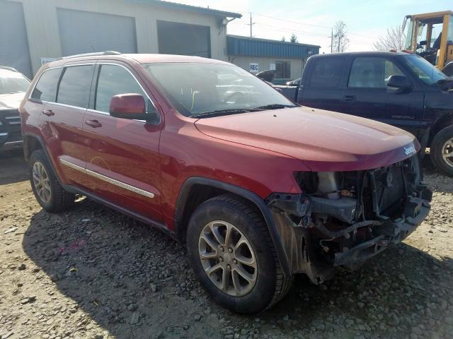 Vehiculos salvage en venta de Copart Eugene, OR: 2013 Jeep Grand Cherokee