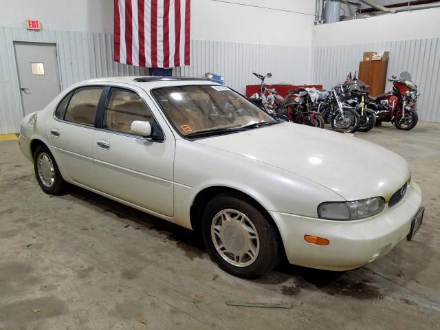 Salvage cars for sale from Copart Lufkin, TX: 1997 Infiniti J30
