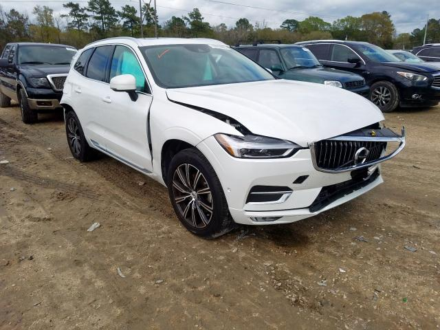 Volvo XC60 T5 IN salvage cars for sale: 2018 Volvo XC60 T5 IN