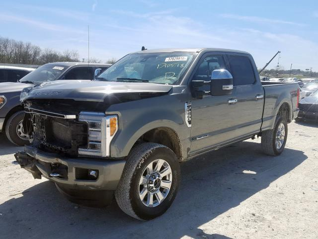 2019 Ford  | Vin: 1FT7W2BT1KED10518