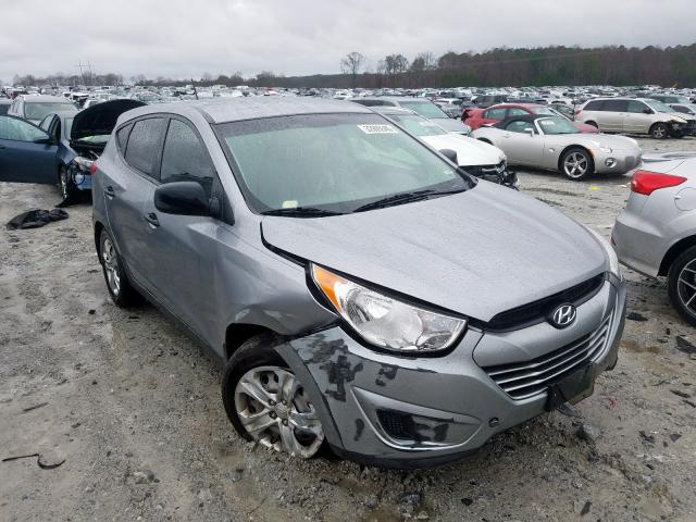 Hyundai Tucson GL salvage cars for sale: 2013 Hyundai Tucson GL