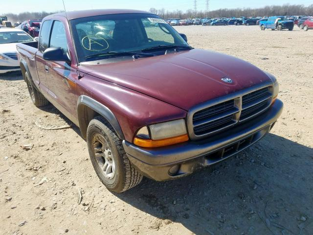 Dodge Vehiculos salvage en venta: 2002 Dodge Dakota Base