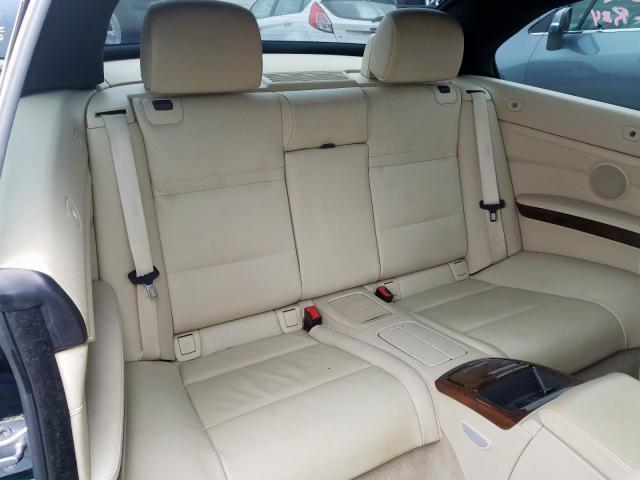2011 BMW 328 I - Interior View
